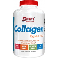 Коллаген SAN Collagen Types 1 and 3 180 таблеток