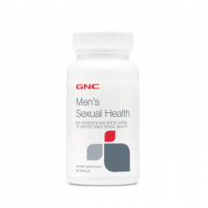 GNC Mens Sexual Health 60 Softgels