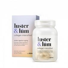 luster & lum® by GNC Collagen Intensified 120 капсул (для эластичности кожи)