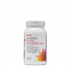 Жирные кислоты GNC Womens Evening Primrose Oil 1300 90 softgels