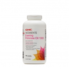 Жирные кислоты GNC Womens Evening Primrose Oil 1300 180 softgels