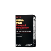 Витамины GNC Mega Men® Energy & Metabolism 90 таблеток
