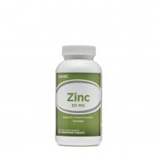 GNC Zinc 50 100 таблеток